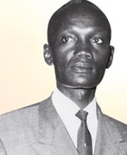 Amadou Karim GAYE 1965-1968